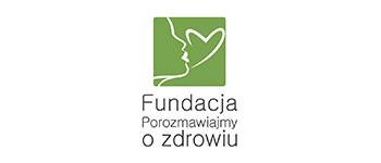 Logo Fundacja Porozmawiajmy ozdrowiu