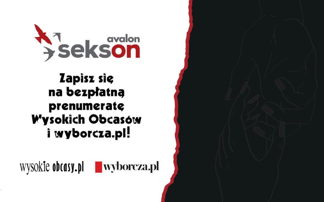 Zapisz się na bezpłatną prenumeratę Wysokich Obcasów i wyborcza.pl