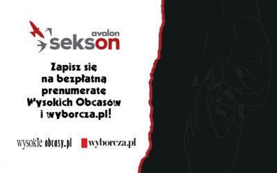 Zapisz się nabezpłatną prenumeratę Wysokich Obcasów iwyborcza.pl
