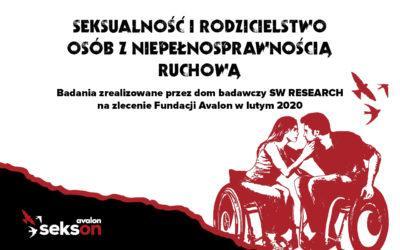 Seksualność osób zniepełnosprawnością totabu?