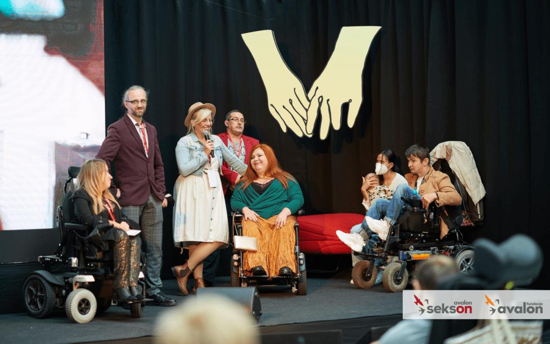 Wyjątkowa frekwencja podczas III Konferencji Sekson – o seksualności i rodzicielstwie osób z niepełnosprawnością ruchową.